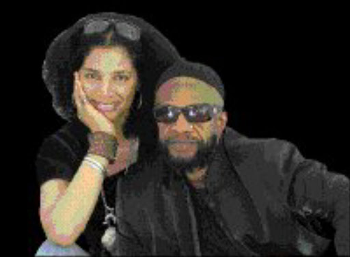 LOVEBIRDS: Linda and Bobby Womack. 04/10/07. © Unknown.