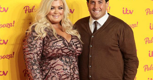 James Argent is looking forward to Dancing On Ice being over