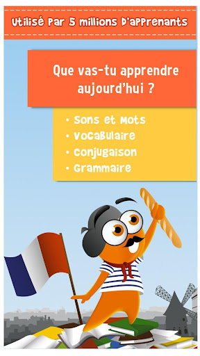iTooch French Foreign Language