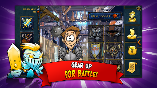 Shakes and Fidget game (apk) free download for Android/PC/Windows screenshot