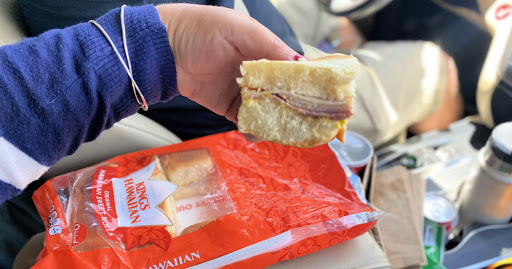 This Sandwich Hack Using Hawaiian Rolls Works Great for Road Trips!