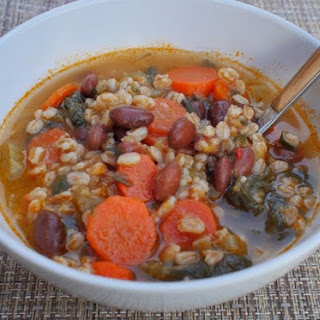 Vegetable & Bean Soup