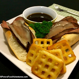 French Dip with Easy Au Jus