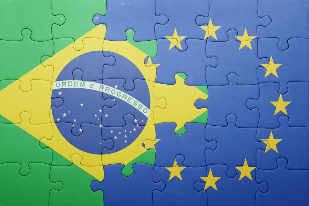 Acordo entre Mercosul e União Europeia deve sair do papel e beneficiar a agropecuária brasileira. (Fonte: Shutterstock)