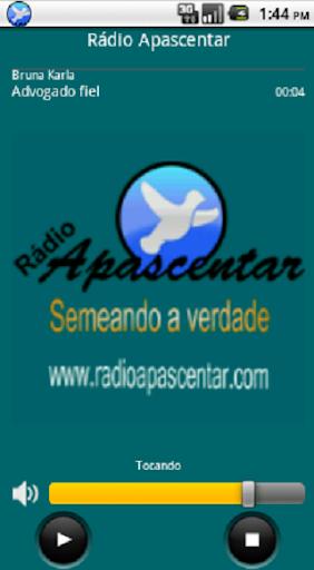Rádio Apascentar