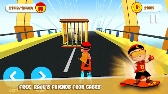Mighty Raju 3D Hero MOD Apk 1.0.31 (Unlimited Coins) 4