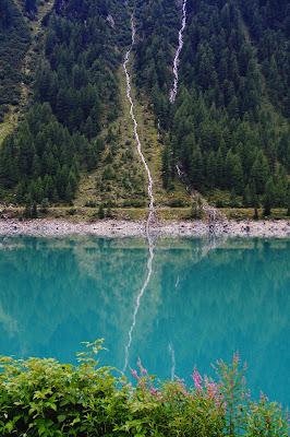Lago di Nives, Lappago di marmar