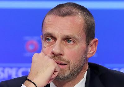 Le président de l'UEFA confirme la bombe : pas d'Euro ou de Mondial pour les participants à la Super League !