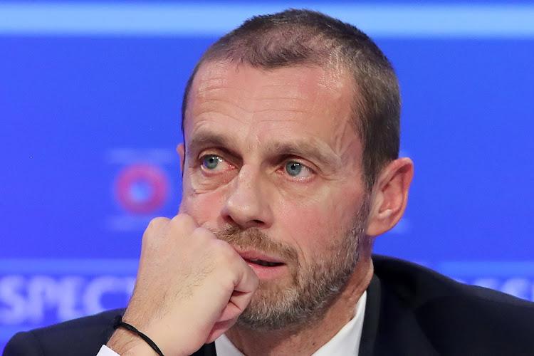 UEFA-voorzitter Čeferin wil Super League-clubs nog straffen en viseert vooral Real, Barça en Juve