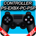 Controller Mobile For PS3 PS4 PC exbx360 APK