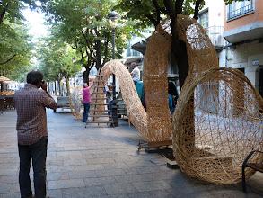 Photo: Refugi. Josep Mercader i Magda Martínez. La Rambla