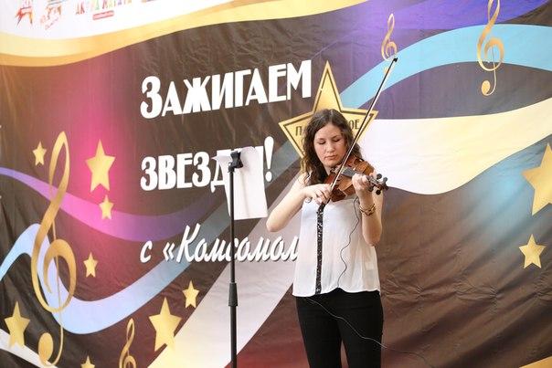 Людмила Мусаева в Саратове