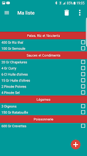 iRepas - Menu de la semaine- screenshot thumbnail
