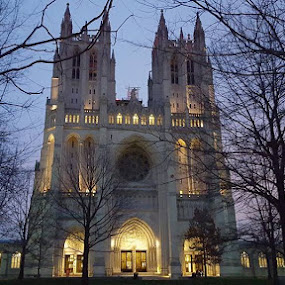 National Cathedral by Joana Gramajo - Buildings & Architecture Places of Worship (  )