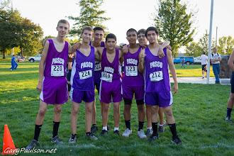 Photo: Varsity Boys - MCC Cross Country League Meet @ Fort Walla Walla  Buy Photo: http://photos.garypaulson.net/p102265406/e448f6566