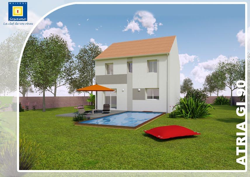 Vente terrain à batir  220 m² à Egly (91520), 130 000 €