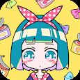 Cute Girl Avatar Maker - dress up fun game icon