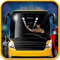 Halloween Night Bus Driver icon
