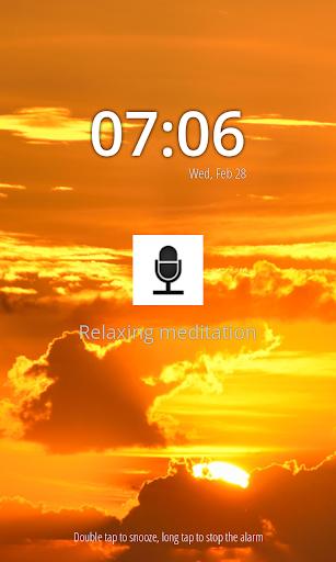 Sunrise Alarm Clock: Wake up naturally with light 1.3.7 screenshots 1