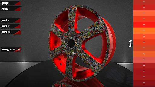 玩免費遊戲APP|下載Rondell 4D Wheeleditor app不用錢|硬是要APP