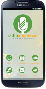 Radio Amanecer Internacional- screenshot thumbnail
