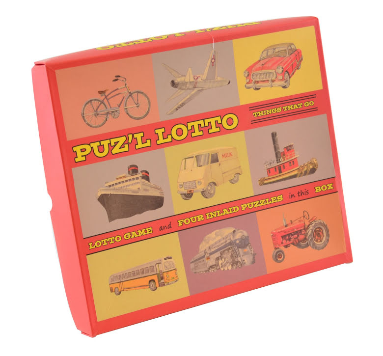Spel Puz´l lotto