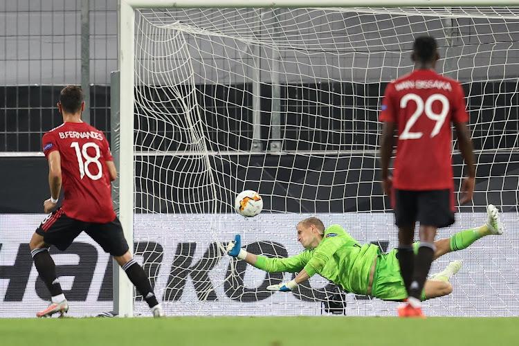 🎥 L'incroyable match du gardien de Copenhague, qui bat un record en Europa League