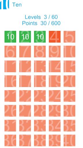 Ten - smart finger game