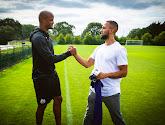 Kemar Roofe évoque sa relation avec Vincent Kompany à Anderlecht