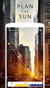 SUNNYTRACK – Sun Position, Shadows, Golden Hour 5.2.0 (MOD + APK) Download 1