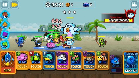 Monster Defense King MOD Apk (Unlimited Stones) 8