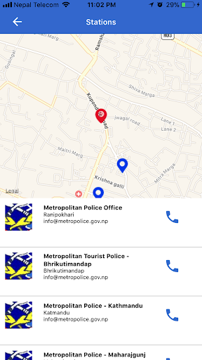 Hamro Police 2.1.0 screenshots 3