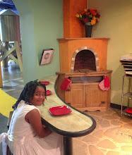 Photo: and Kaleya waits