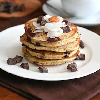 Almond Joy Pancakes (Gluten Free) Recipe