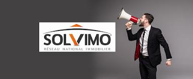 Découvrez la nouvelle campagne de publicité de Solvimo !
