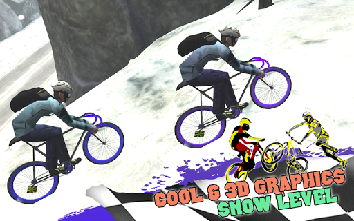 BMX Boy Bike Stunt Rider Game 1.0.3 screenshots 4