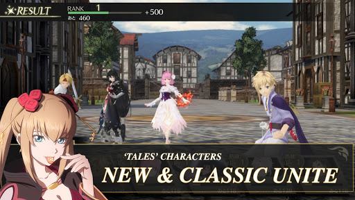 TALES OF CRESTORIA 1.0.5 screenshots 13