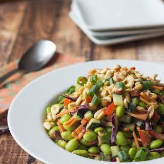 Thai Edamame Salad.
