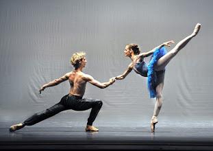 Photo: Wiener Staatsballett: NUREJEW-GALA am 28.6.2011. Le Corsaire. Seymon Chudin und Barbora Kohutkova. Foto: Barbara Zeininger