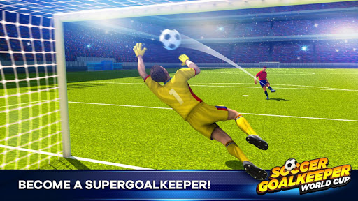 Soccer Goalkeeper 1.2.4 screenshots 1