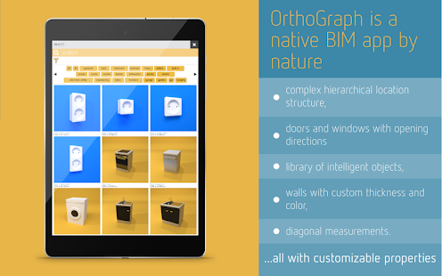 OrthoGraph I – Floor Plan & Building Survey- screenshot thumbnail