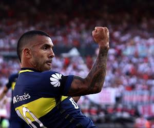 Carlos Tevez fait durer le plaisir à Boca Juniors