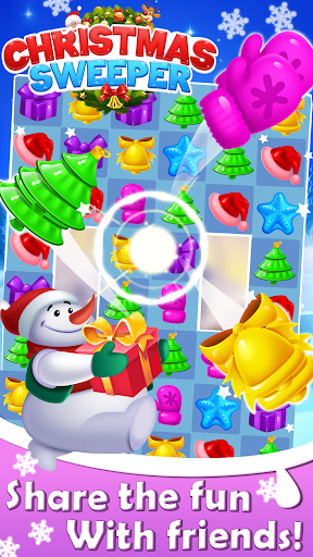 Christmas Sweeper - Free Match 3 Puzzle 1.000.20 screenshots 1