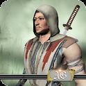 samurai credo - Guerrero icon