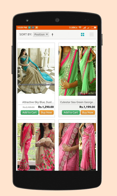 Ltfab Online Shopping App- screenshot