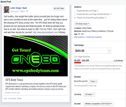 Photo: The EPX Body Team advertises for you and your team free at Facebook