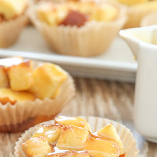 French Toast Pull Apart Muffins