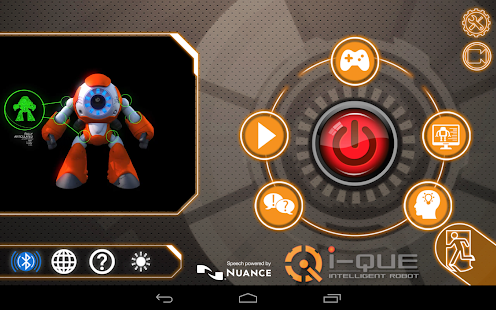 i-Que Robot App (Deutsche)- screenshot thumbnail