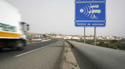 Te revelamos la ubicación de los 42 radares de la DGT en Almería