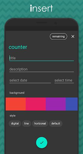 Countdown Mod Apk 1.0.2.beta 3